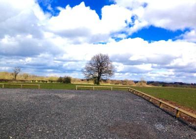 Dale Hill Natural Burial - Car Parking